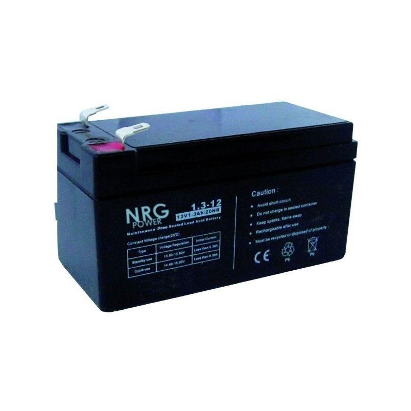 ΜΠΑΤΑΡΙΑ NRG POWER 12V/1,3Ah