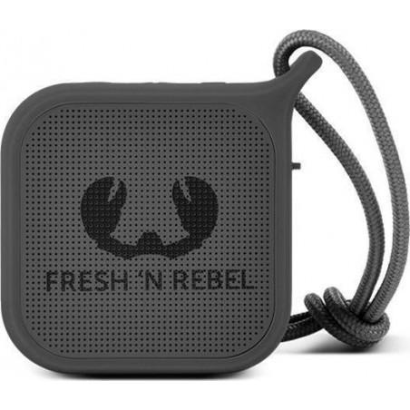 Fresh 'n Rebel ROCKBOX PEBBLE CONCRETE ΑΔΙΑΒΡΟΧΟ ΗΧΕΙΟ BLUETOOTH