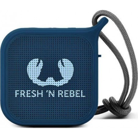 Fresh 'n Rebel ROCKBOX PEBBLE BLUETOOTH SPEAKER – INDIGO