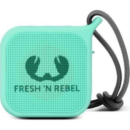 Fresh 'n Rebel ROCKBOX PEBBLE BLUETOOTH SPEAKER – PEPPERMINT