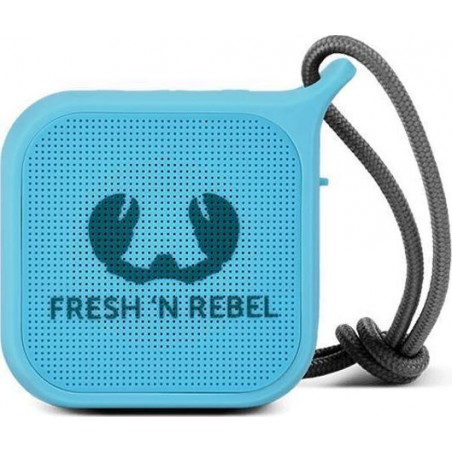 Fresh 'n Rebel ROCKBOX PEBBLE BLUETOOTH SPEAKER – SKY