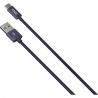 ΚΑΛΩΔΙΟ YENKEE DATA USB / TYPE C 1m ΜΠΛΕ YCU 301 BE