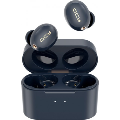 QCY HT01 TWS 7mm Dynamic Driver Noise Cancel. in-ear Sensor True Wireless Charge Earbuds 600mAh
