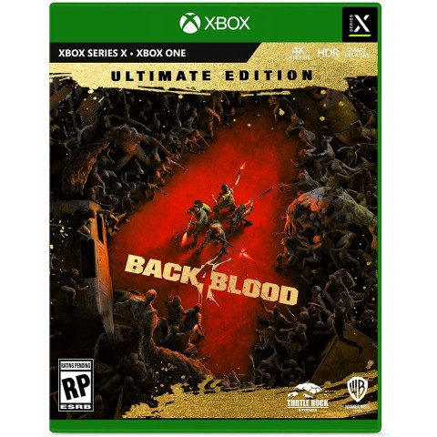 Back 4 Blood Deluxe Edition XSX