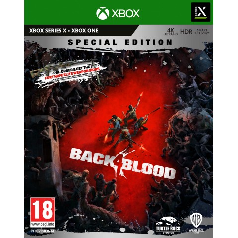 Back 4 Blood Special Edition XSX
