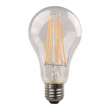 ΛΑΜΠΑ LED FILAMENT 6W E27 2700K 220-240V CLEAR 147-78022