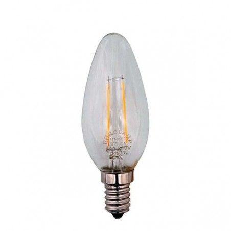 ΛΑΜΠΑ LED ΜΙΝΙΟΝ FILAMENT 4W E14 2700K 220-240V 147-80911