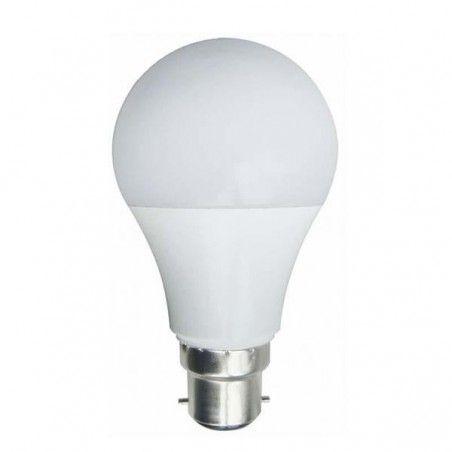 EUROLAMP ΛΑΜΠΑ LED ΚΟΙΝΗ 6W B22 2700K 220-240V 147-80255