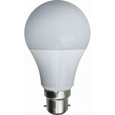 EUROLAMP ΛΑΜΠΑ LED ΚΟΙΝΗ 12W B22 4000K 220-240V 147-82145