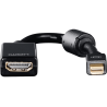 HAMA MINI DISPLAYPORT ADAPTER FOR HDMI (54560)