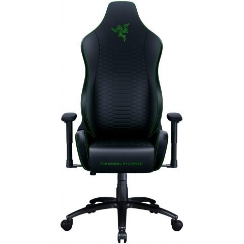 Razer ISKUR X Black/Green - Ergonomic Gaming Chair