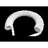 Razer MERCURY WHITE COILED CABLE + PBT KEYCAP Upgrade Set