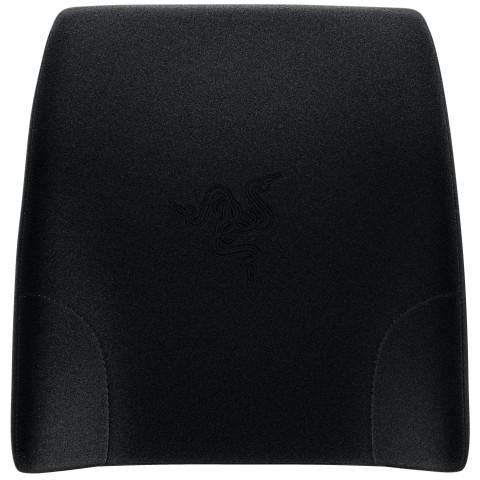 Razer Lumbar Cushion - Υποστήριγμα Πλάτης με Υφασμάτινη Βελούδινη Υφή & Λαστιχένια Πλάτη
