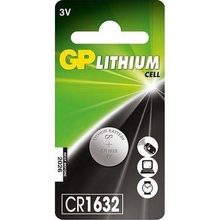 ΜΠΑΤΑΡΙΑ ΛΙΘΙΟΥ GP CR1632 (1 ΤΕΜ)