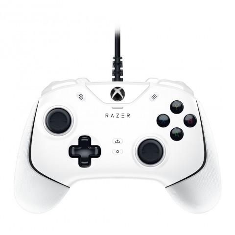 Razer WOLVERINE V2 WHITE/MERCURY - XBOX X/S & PC - Wired Gaming Controller