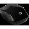 HP 200 X6W31AA BLACK WIRELESS MOUSE -ΑΣΥΡΜΑΤΟ ΠΟΝΤΙΚΙ