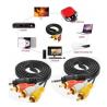 ΚΑΛΩΔΙΟ ΗΧΟΥ Audio Cable 3.5mm male - 3x RCA male 1,5m
