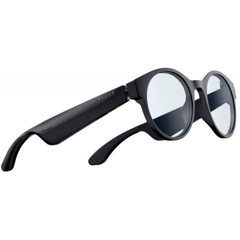 Razer ANZU Smart Glasses - Round Blue Light + Sunglass Large Size