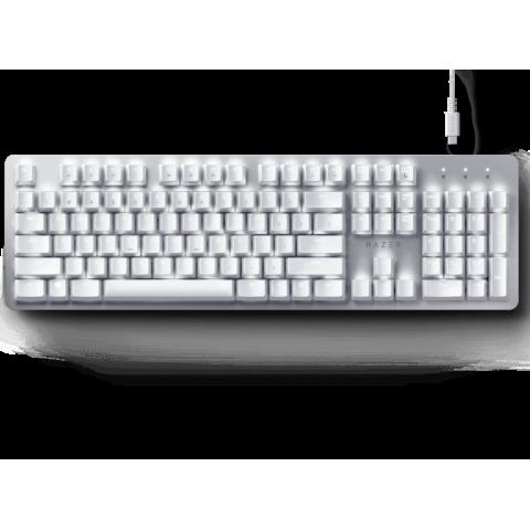 Razer PRO TYPE Wireless Productivity Keyboard with Orange Mechanical Switches - US Layout