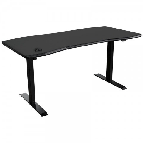 Nitro Concepts Gaming Desk D16E Carbon Black 1600x800 - electrically adjustable height