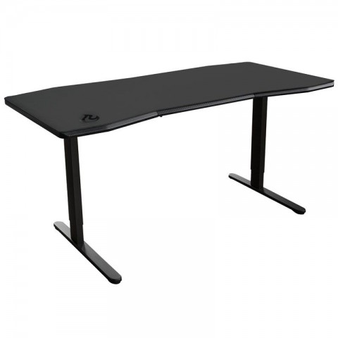 Nitro Concepts Gaming Desk D16M Carbon Black 1600x800