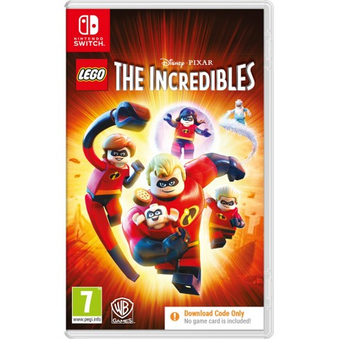 LEGO Incredibles (Code in a box) SWITCH