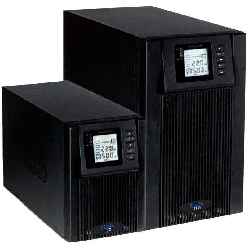 NRG PRO 2000VA On Line UPS (TOWER)