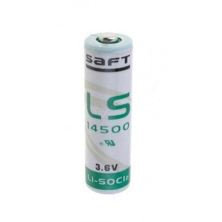 ΜΠΑΤΑΡΙΑ ΛΙΘΙΟΥ SAFT LS 14500 3,6V