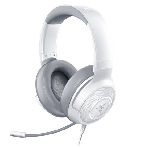 Razer KRAKEN X MERCURY - 7.1 Analog PC/Console Gaming Headset White