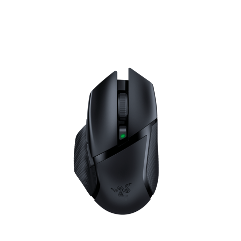 Razer BASILISK X WIRELESS - 2.4GHz & Bluetooth Mechanical Optical Ergonomic Gaming Mouse