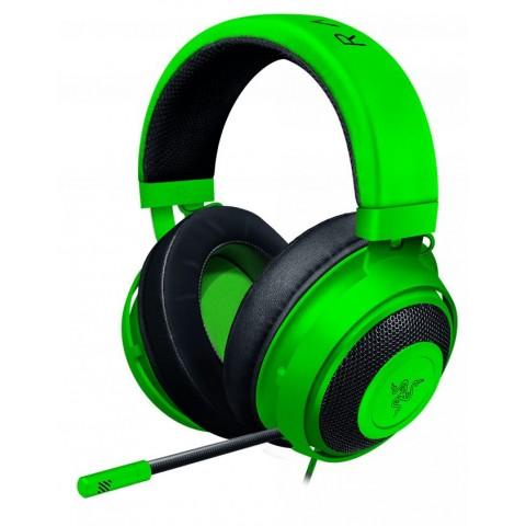 Razer KRAKEN Analog PC/Console Gaming Headset - Green