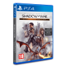 SHADOW OF WAR: DEFINITIVE EDITION PS4