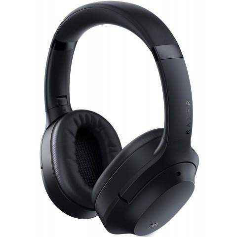 Razer OPUS Noise Cancelling Wireless Bluetooth Headphones THX - ANC BT HEADSET - Black