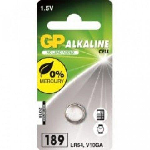 ΜΠΑΤΑΡΙΑ GP ALKALINE CELL 1.5 V (ΚΟΥΜΠΙ) LR54