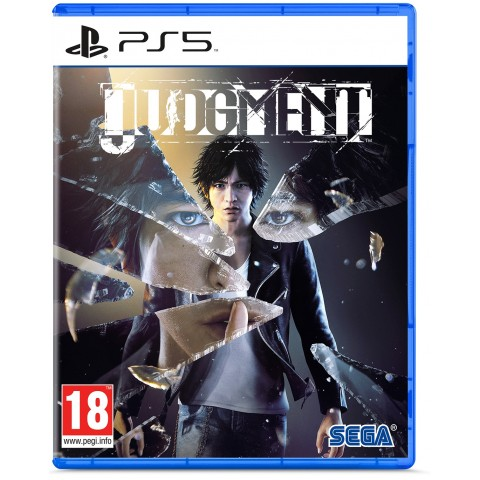 Judgement Day1 Edition PS5