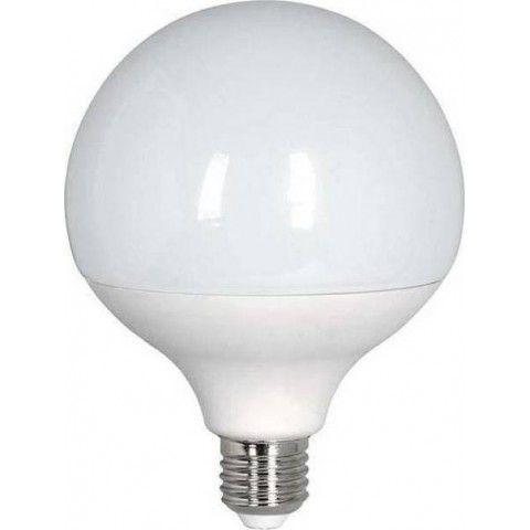 EUROLAMP LED ΛΑΜΠΑ 18W E27 G110 6500Κ 147-84492