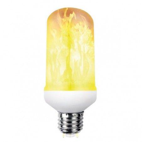 EUROLAMP ΛΑΜΠΑ LED ΦΛΟΓΑ Τ60 Ε27 1500Κ 5W 147-81900